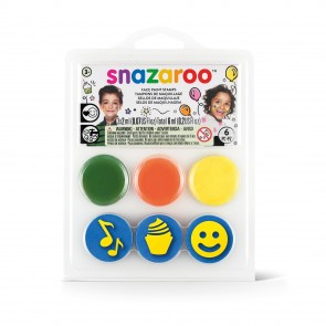 Face Painting Stamps Kit Birthday