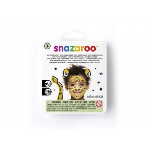Mini Face Paint SRP Tiger (12 Pack)