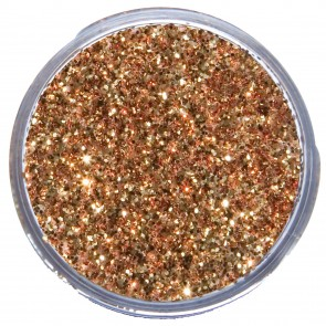 Glitter Dust 12ml Red Gold