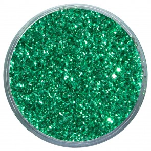 Glitter Dust 12ml Bright Green