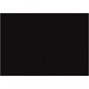 "Foam 9X12"" (10 Pack) Black"