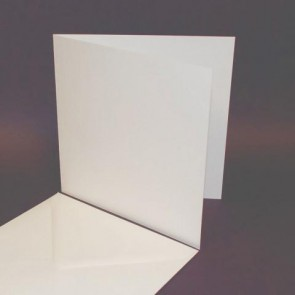 "7x7"" Cards & Envelopes White (25 Pack)"