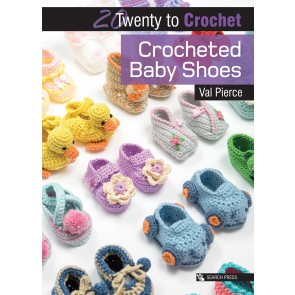 Twenty to Make - Crocheted Baby Shoes