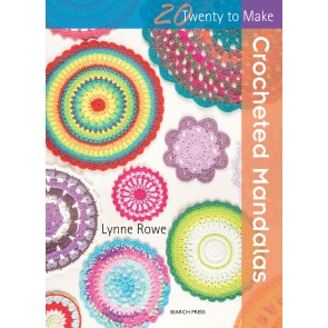 Twenty to Make - Crocheted Mandalas