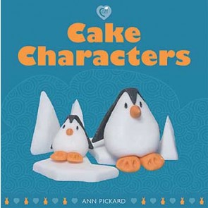 Cozy Series - Cake Characters