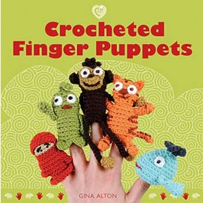 Cozy Series - Crochet Finger Puppets