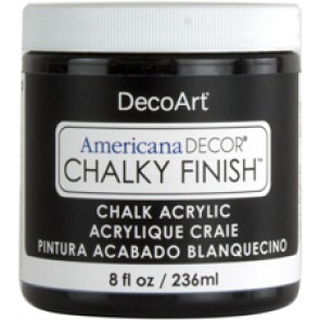 Americana Decor Chalky Finish 236ml Carbon