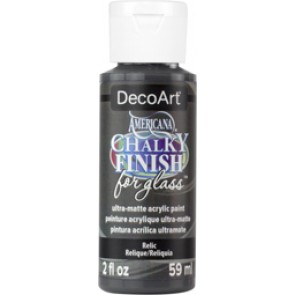 Americana Chalky Finish for Glass 59ml Relic