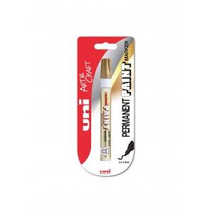 PX-20 Paint Marker Medium Bullet Tip 1pc Blister Shiny Gold