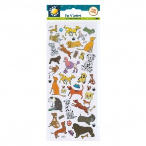 Fun Stickers - Dogs