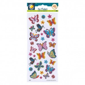 Fun Stickers - Blooms & Butterflies