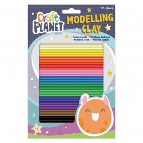 Modelling Clay (12 Colours)