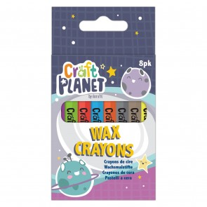 Wax Crayons (8pcs)