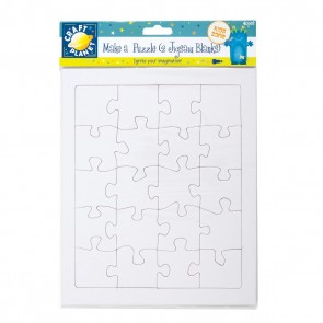 Make A Puzzle (40pcs) - 2 Jigsaw Blanks