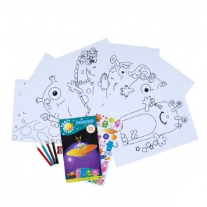 Fun Activity Pack - Craft Planet
