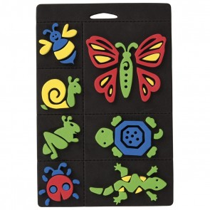 Foam Stamp Set - Creepy Crawlies