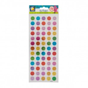 Fun Stickers - Happy Faces