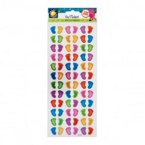 Fun Stickers - Feet