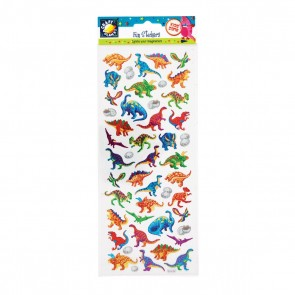 Fun Stickers - Dinosaurs