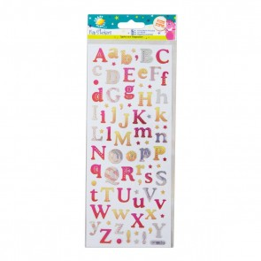 Fun Stickers - Alphabet