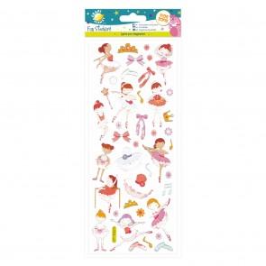 Fun Stickers - Pretty Ballerina