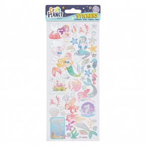 Fun Stickers - Mermaids