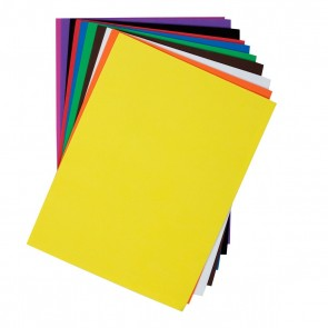 "9 x 12"" Funky Foam Sheets (10pk 2mm Thick) - Assorted Colours"
