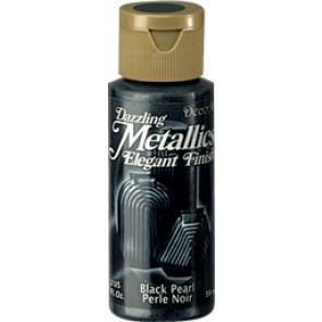 Dazzling Metallics Paint 59ml Black Pearl