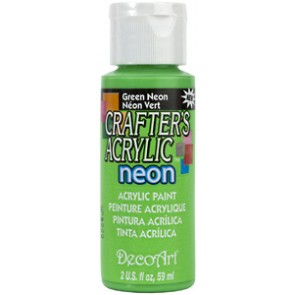 Acrylic Paint (2oz) - Neon Green