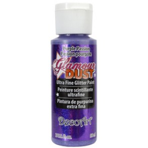 Glamour Dust Ultra Fine Glitter Paint 59ml Purple Princess