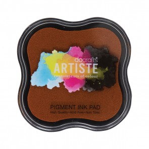 Pigment Ink Pad - Dark Orange