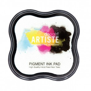 Pigment Ink Pad - White