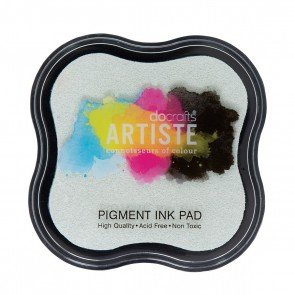 Pigment Ink Pad - Clear Emboss