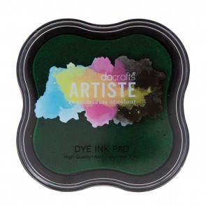 Dye Ink Pad - Green