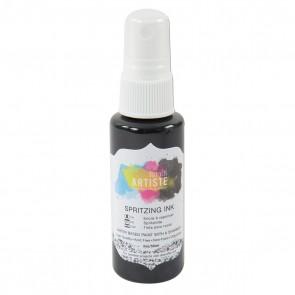 Spritzing Ink 2oz - Hematite