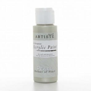 Speciality Pearlescent Paint (2oz) - Mother Of Pearl