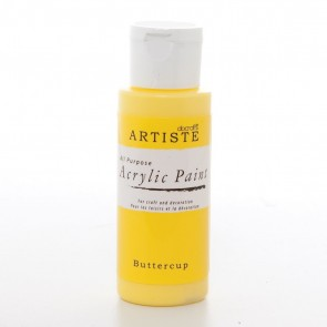 Acrylic Paint (2oz) - Buttercup