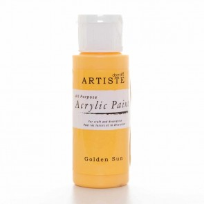 Acrylic Paint (2oz) - Golden Sun
