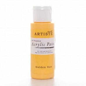Acrylic Paint (2oz) - Golden Sun