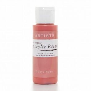 Acrylic Paint (2oz) - Dusty Rose