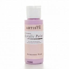 Acrylic Paint (2oz) - Princess Pink