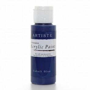 Acrylic Paint (2oz) - Cobalt Blue