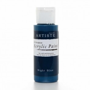 Acrylic Paint (2oz) - Night Blue