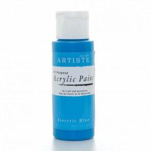 Acrylic Paint (2oz) - Electric Blue