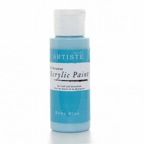 Acrylic Paint (2oz) - Baby Blue