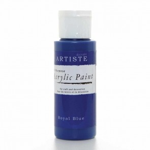 Acrylic Paint (2oz) - Royal Blue