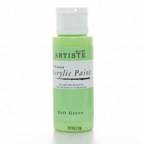 Acrylic Paint (2oz) - Soft Green