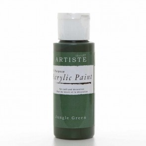 Acrylic Paint (2oz) - Jungle Green
