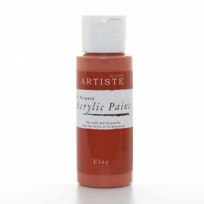 Acrylic Paint (2oz) - Clay