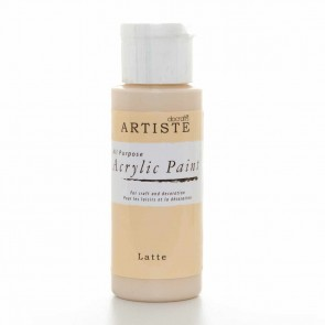 Acrylic Paint (2oz) - Latte